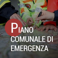Piano comunale di emergenza